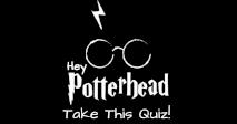 Hey Potterheads! Take This Quiz!