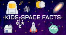 Kids Space Facts