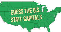 Guess The U.S. State Capitals