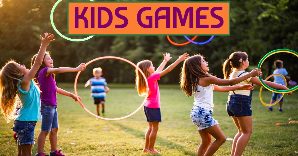 Kids games thumbnail