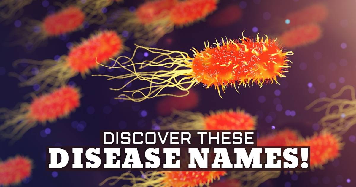 Discover These Disease Names! thumbnail