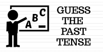 Guess The Past Tense
