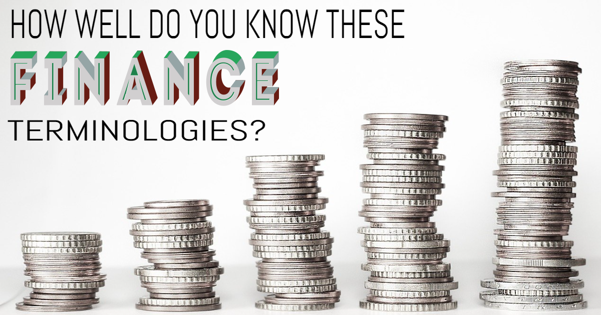 How well do you know these Finance terminologies!? thumbnail