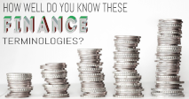 How well do you know these Finance terminologies!?