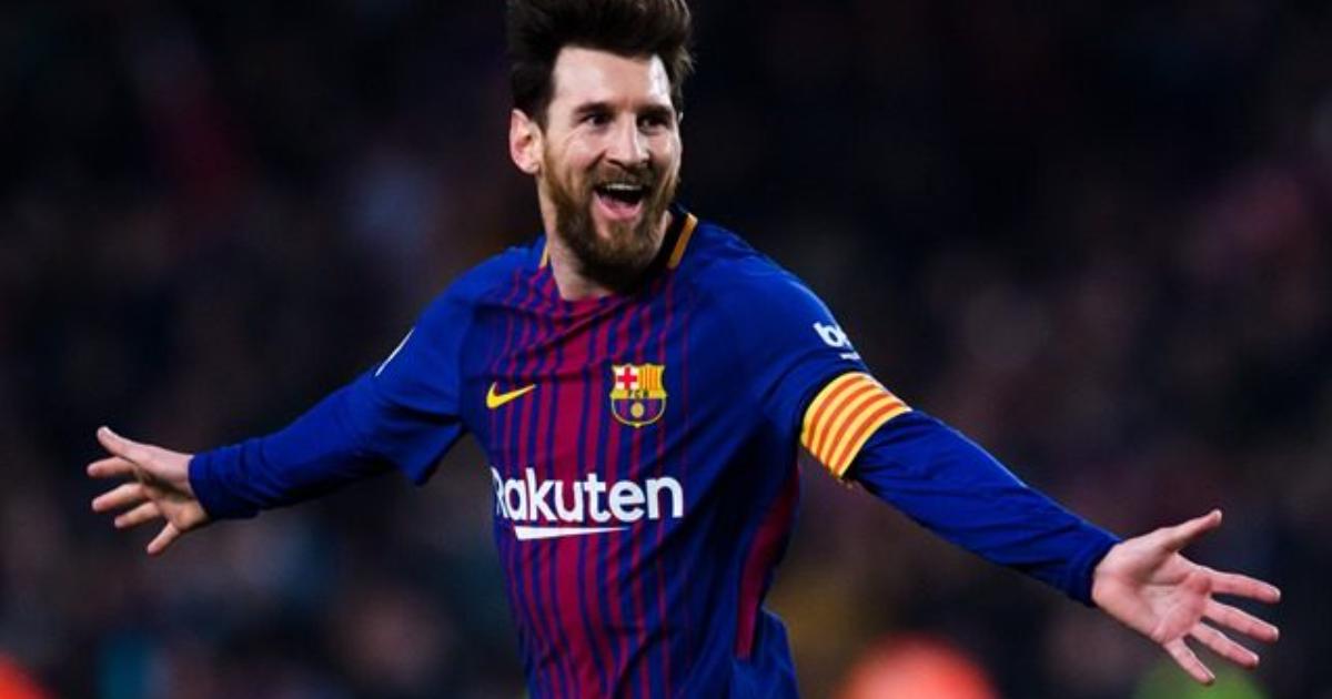 Lionel Messi thumbnail