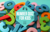 Number Quiz for Kids