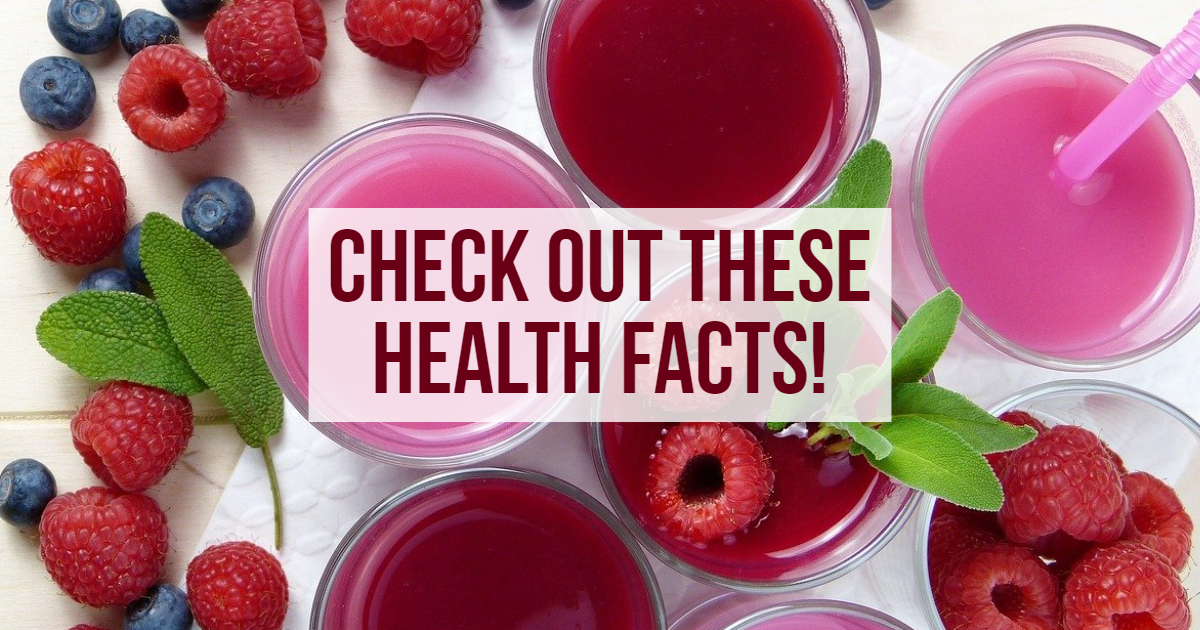 Check Out These Health Facts! thumbnail