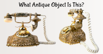 Name The Antique Object!
