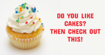 Do you like cakes? then check out this