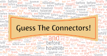 Hey Kids! Take This Connectors Quiz!