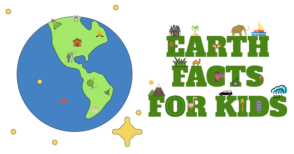 Earth Facts for Kids thumbnail