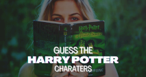 Guess the Harry potter Character
