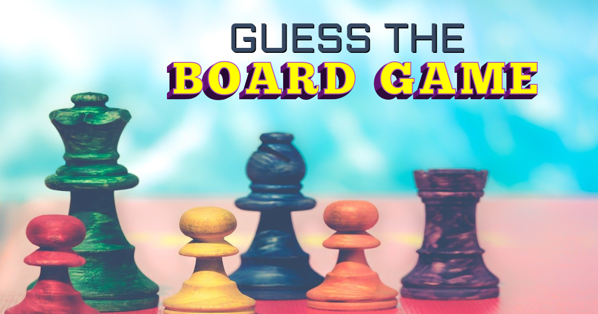 Guess The Board Game thumbnail