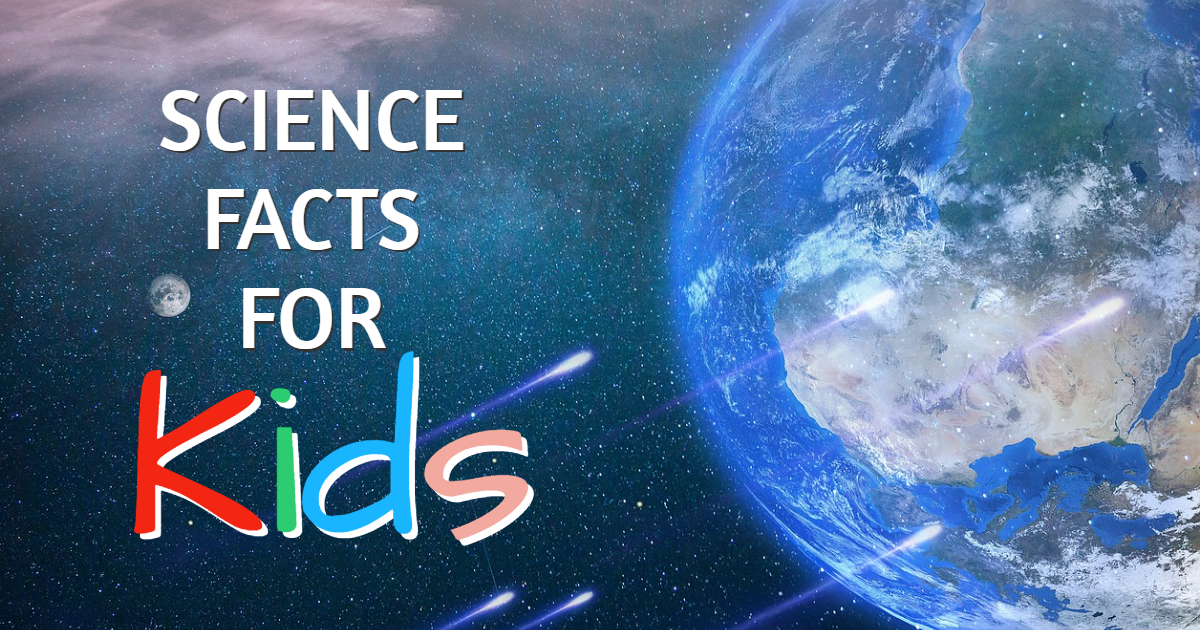 Science Facts For Kids! thumbnail