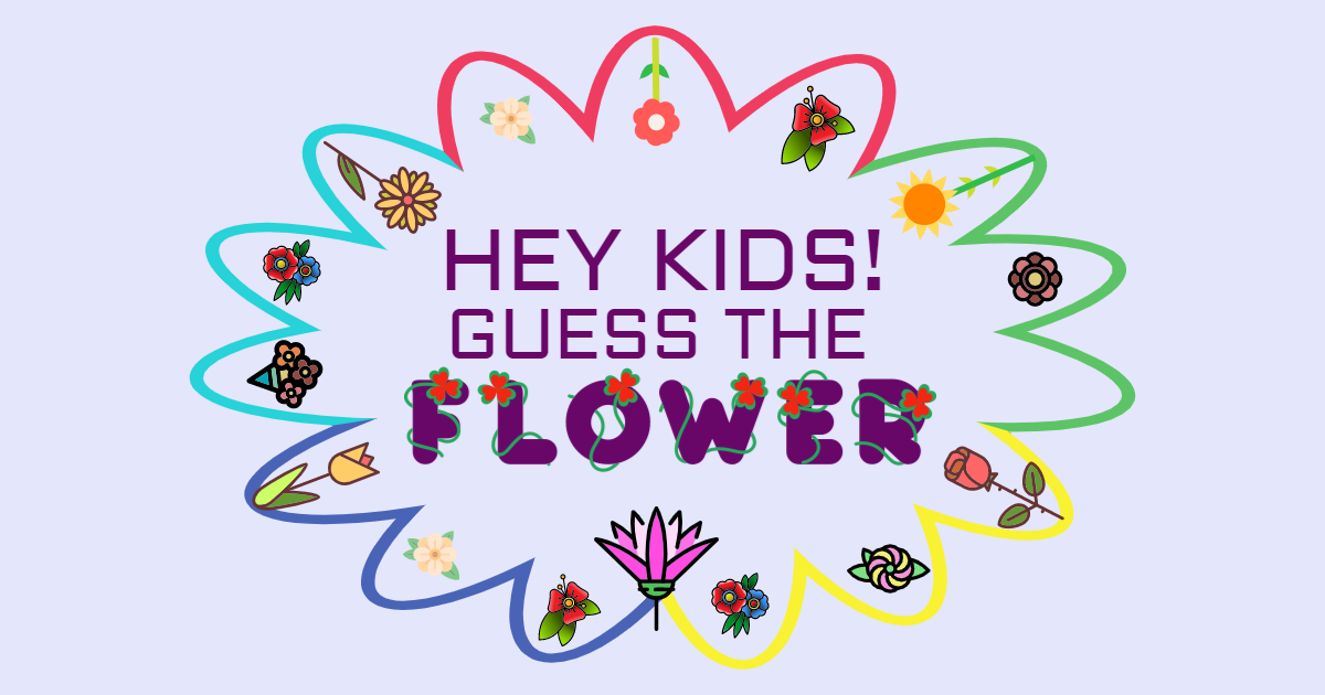 Guess the Flower - Kids thumbnail