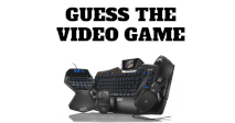 GUESS THE VIDEO GAME