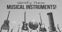 Identify These Musical Instruments!