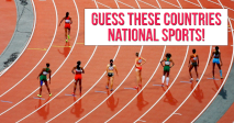 Guess These Countries National Sports!