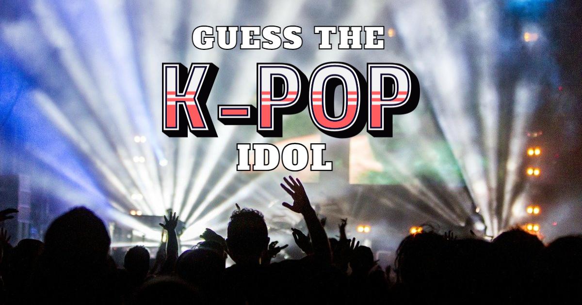 Guess The K-POP Idol thumbnail