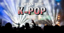 Guess The K-POP Idol