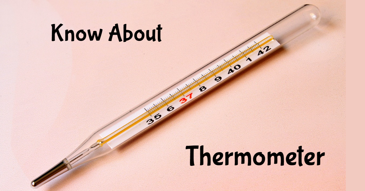 Facts About Thermometer! thumbnail