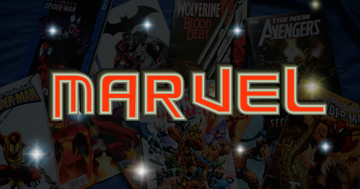 Marvel thumbnail