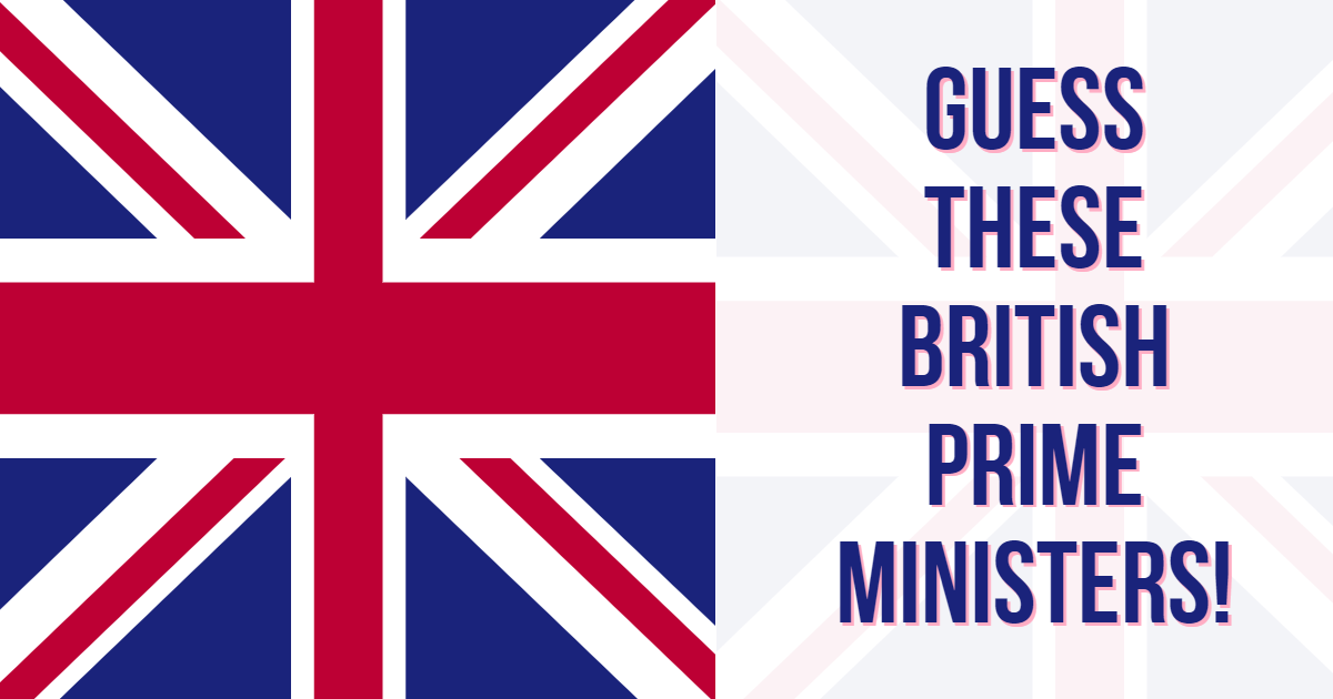 Guess These British Prime Ministers! thumbnail