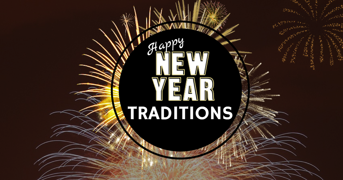 New year traditions around the World thumbnail