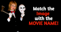 Match The Image  With The Movie Name!