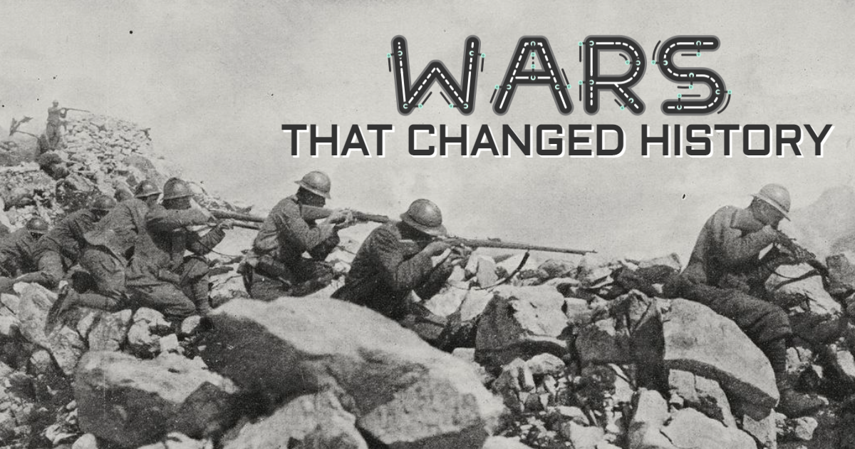 Wars that changed History thumbnail