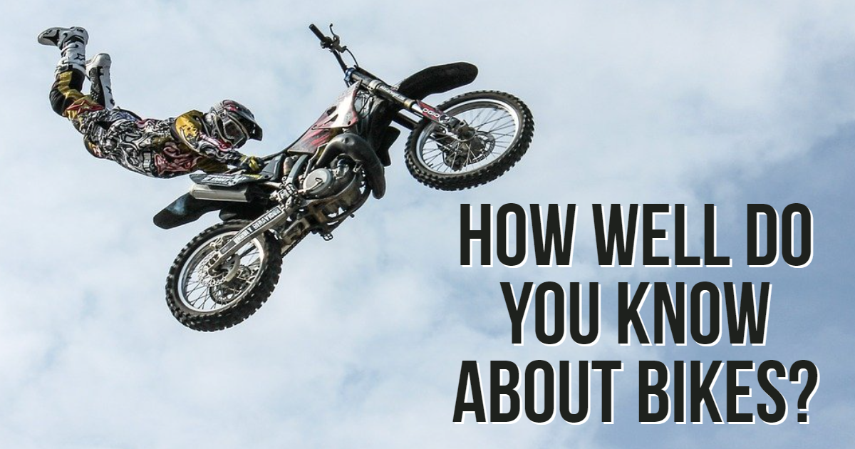How well do you know about bikes? thumbnail