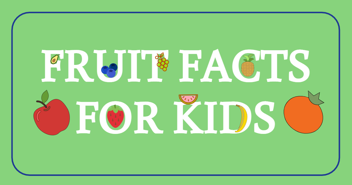 Fruit Facts for Kids thumbnail