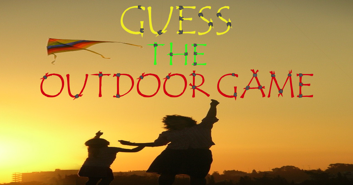 Guess the Outdoor Game thumbnail