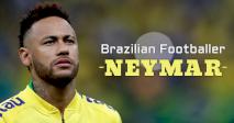 Brazilian Footballer: Neymar