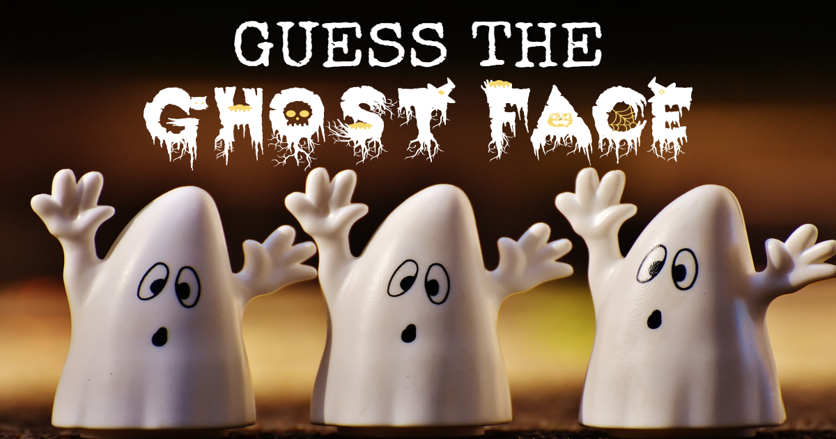 Guess the Ghost face! thumbnail