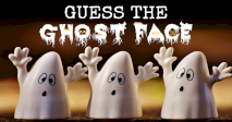 Guess the Ghost face!