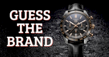 Guess the Watch Brand!