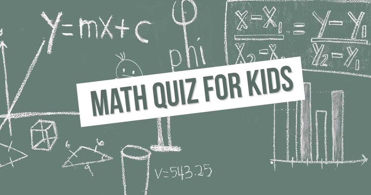 Math Quiz For Kids thumbnail