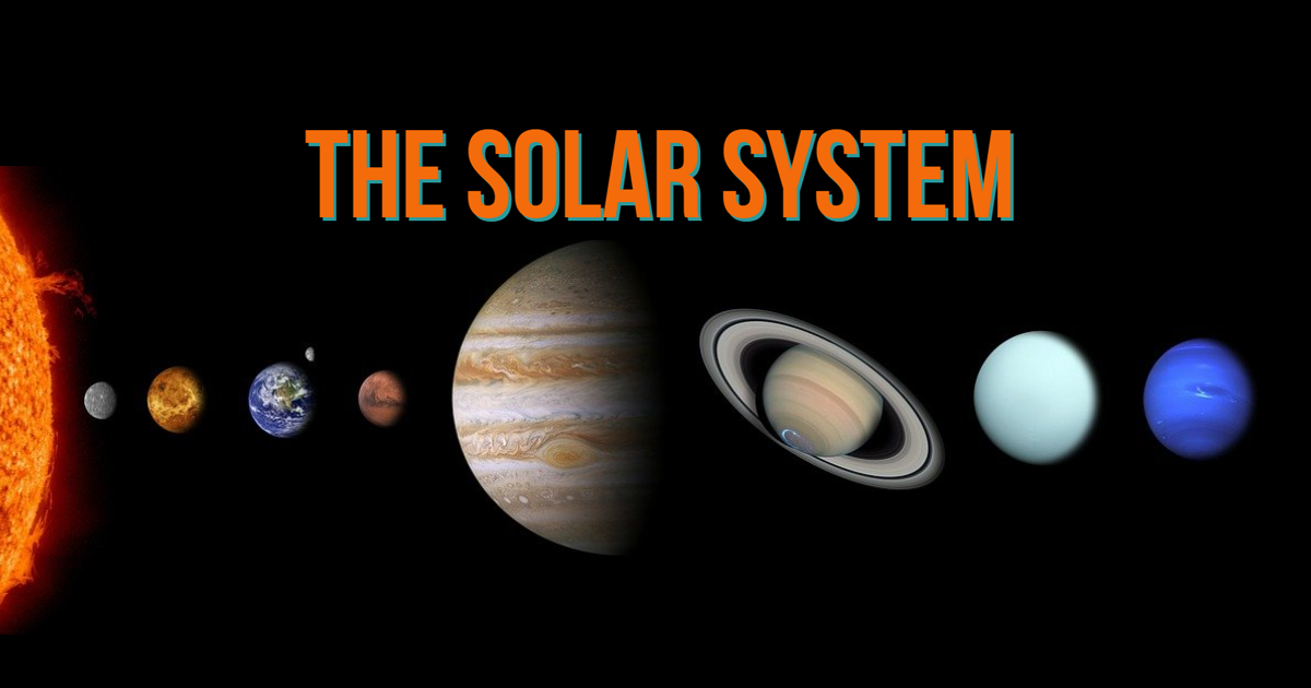 The Solar System thumbnail