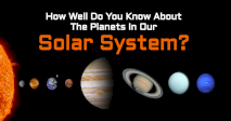 How Well Do You Know About The Planets In Our Solar System?