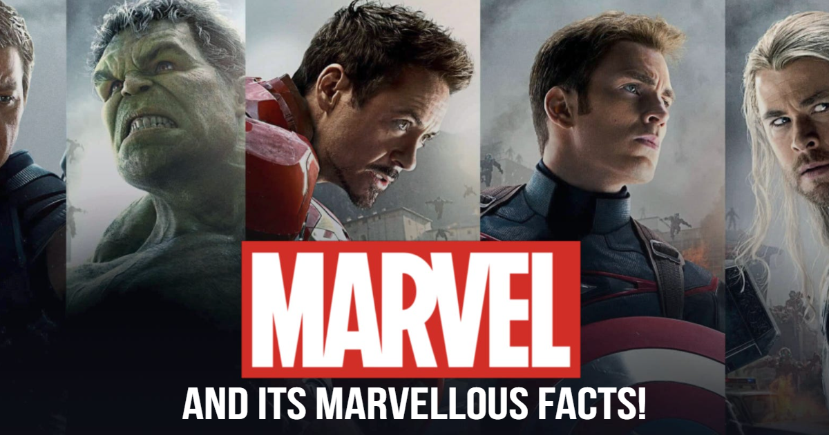 Marvel And Its Marvellous Facts! thumbnail