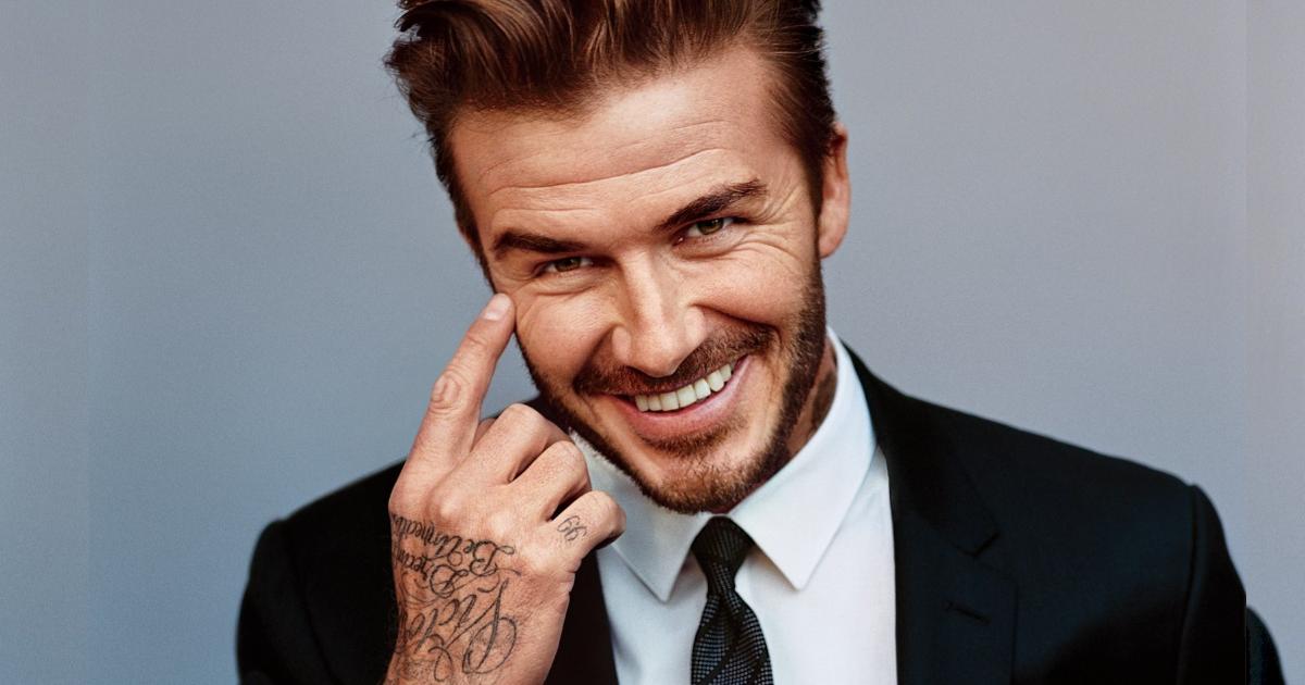David Beckham thumbnail