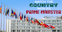 Match the Country with its Prime Minister!