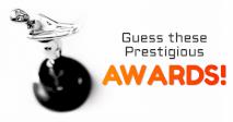 Guess These Prestigious Awards!