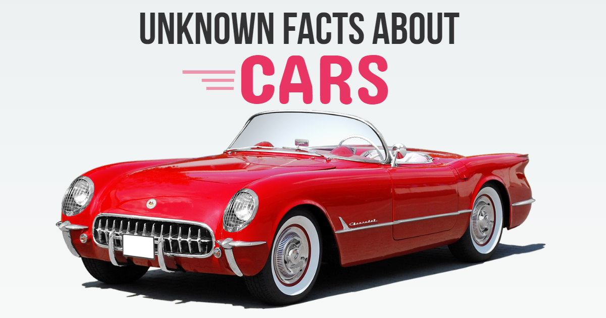 Unknown Facts About Cars thumbnail