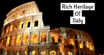 Heritage Of Italy: True Or False!