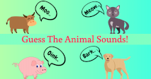 Guess The Animal Sounds!