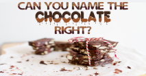 Can you name the Chocolate right?