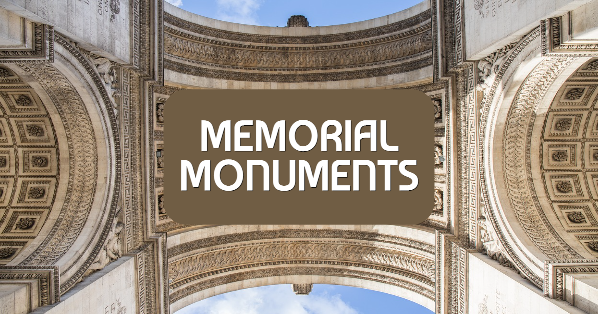 Memorial Monuments thumbnail